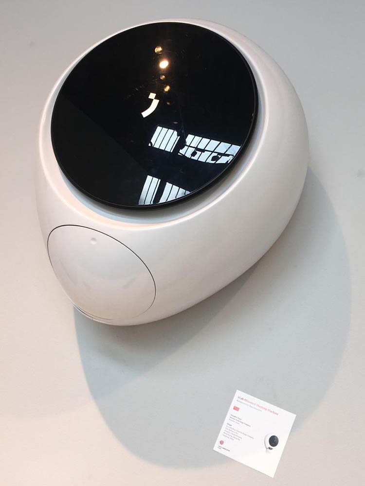 RWB Essen - Besuch des Red Dot Design Museums - Ausstellungsobjekte - Waschmaschine
