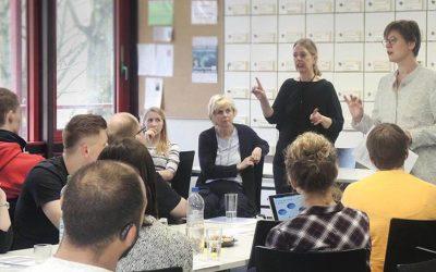 Präsentation der  Privaten Fachhochschule Göttingen