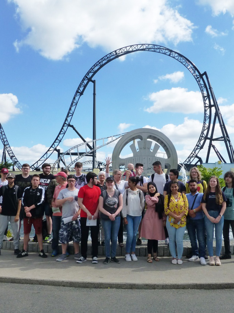 RWB Essen - Tour de Ruhr 2019 - Moviepark in Bottrop