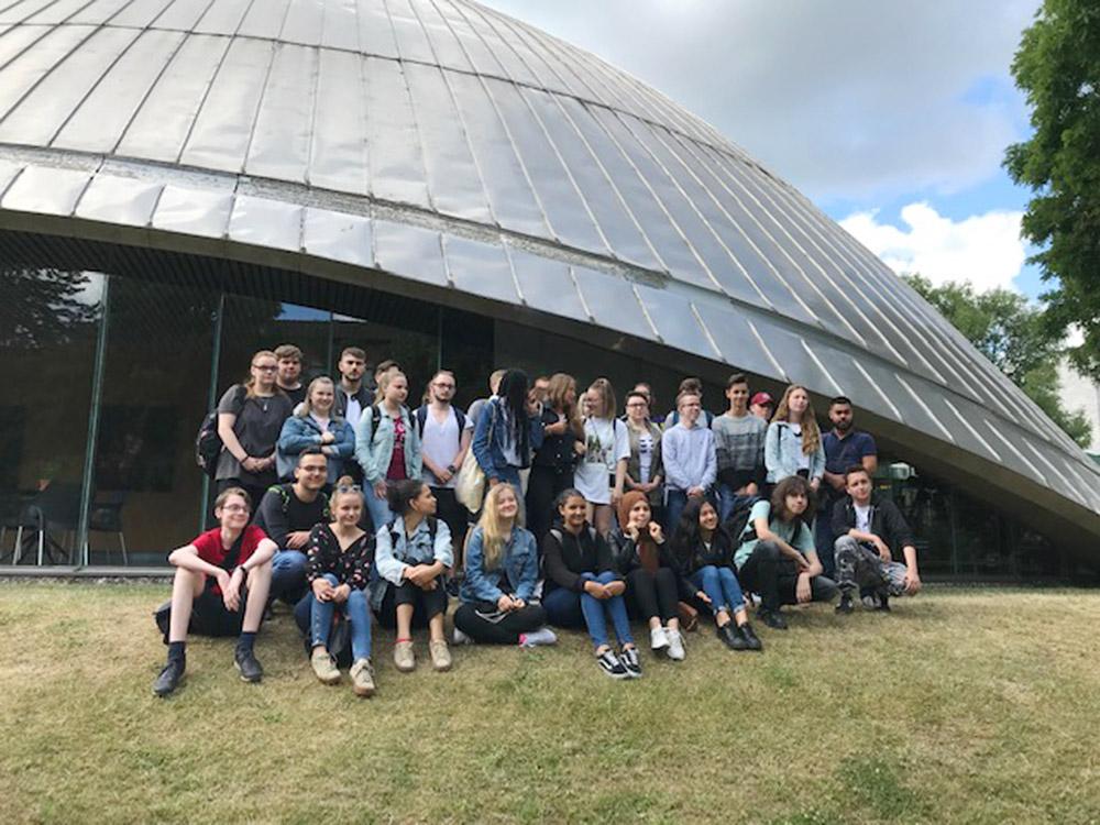 RWB Essen - Tour de Ruhr 2019 - Planetarium in Bochum