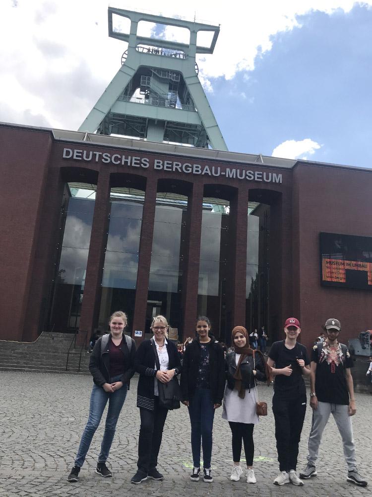 RWB Essen - Tour de Ruhr 2019 - Deutsches Bergbau Museum in Bochum