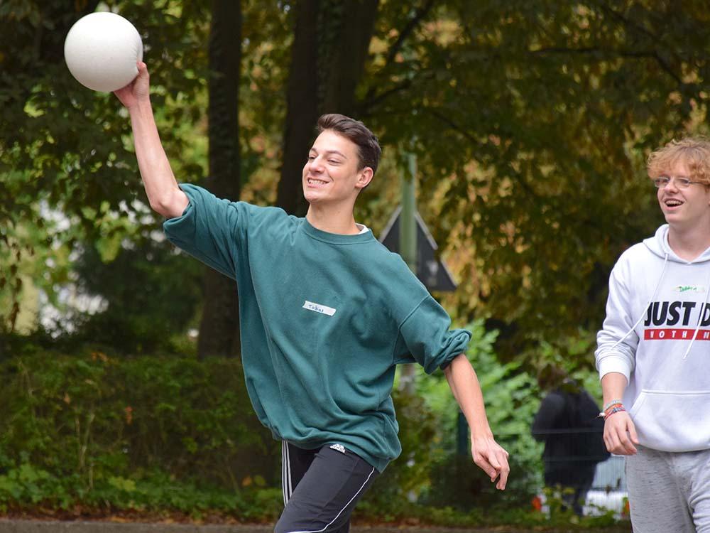 RWB Essen - Sportfest 2019 - Völkerball