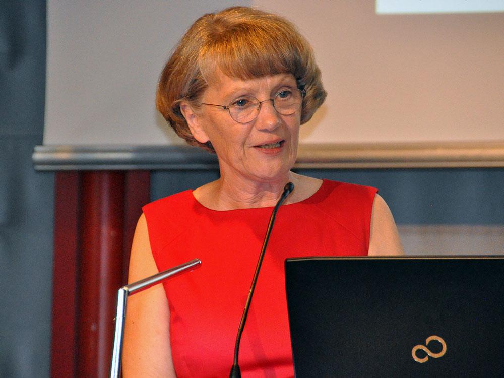 RWB Essen - Verabschiedung der Schulleiterin Heidemarie Kleinöder