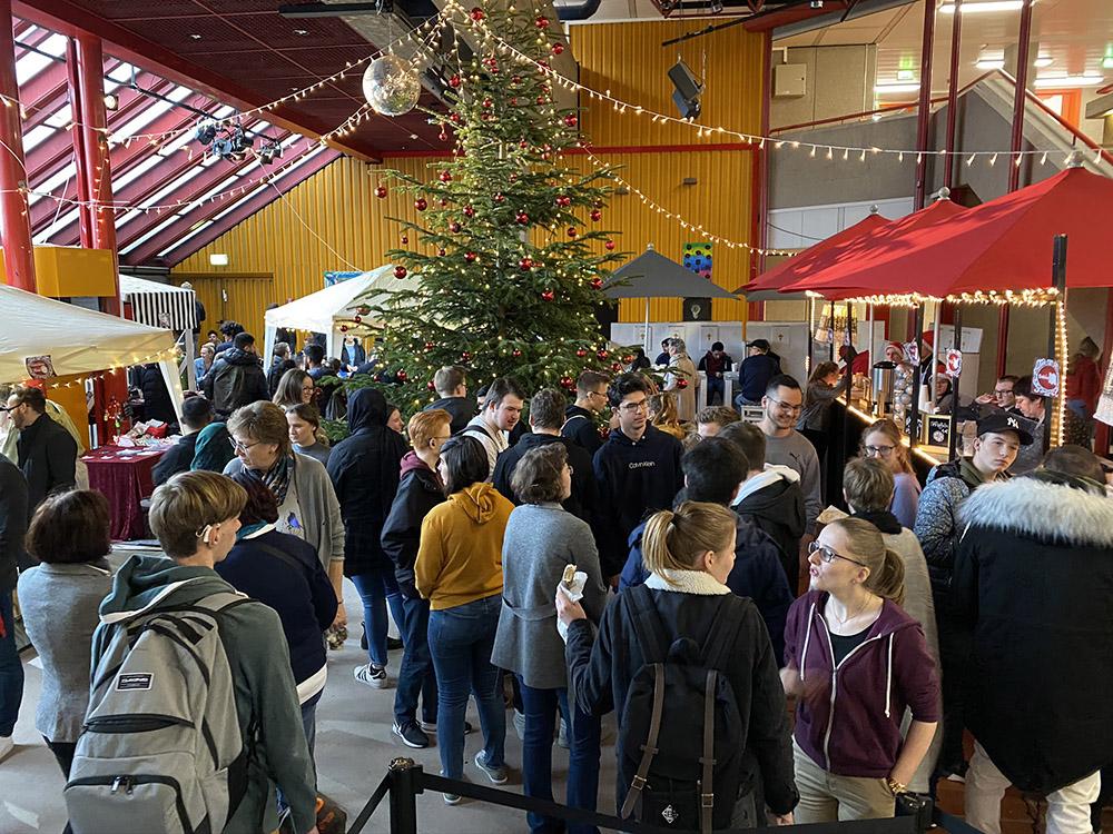 RWB Essen - Weihnachtsmarkt 2019