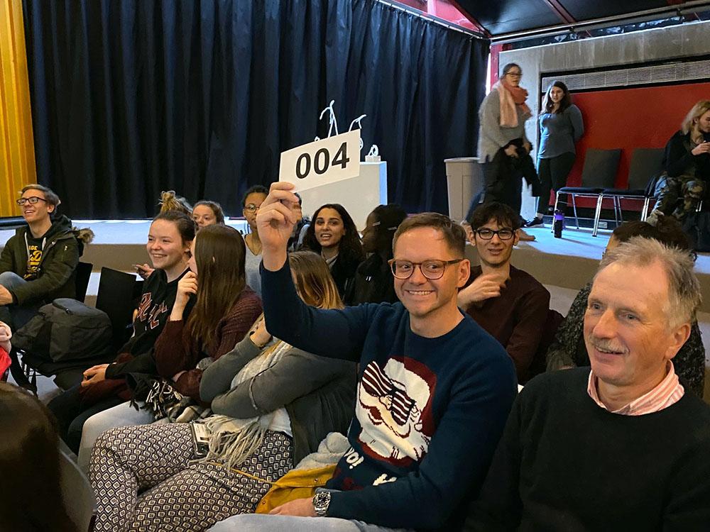 RWB Essen - Kunstauktion 2019 - Wer bietet mehr…?
