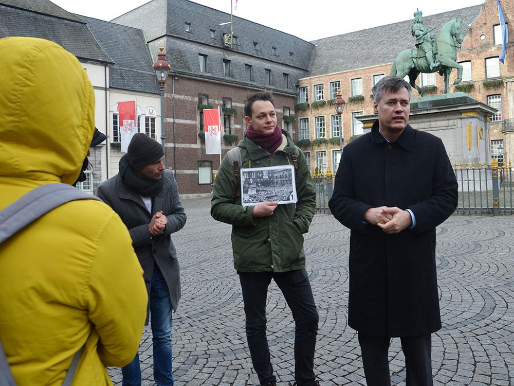 RWB Essen - Ein Tag in Düsseldorf - Stadtrundtour mit vielen Sehenswürdigkeiten
