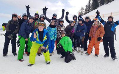 Skifahrt nach Seeboden in Kärnten