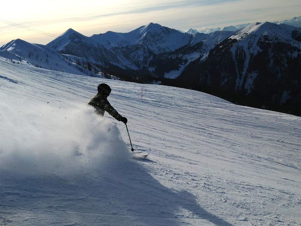 RWB Essen - Skifahrt nach Seeboden in Kärnten 2020