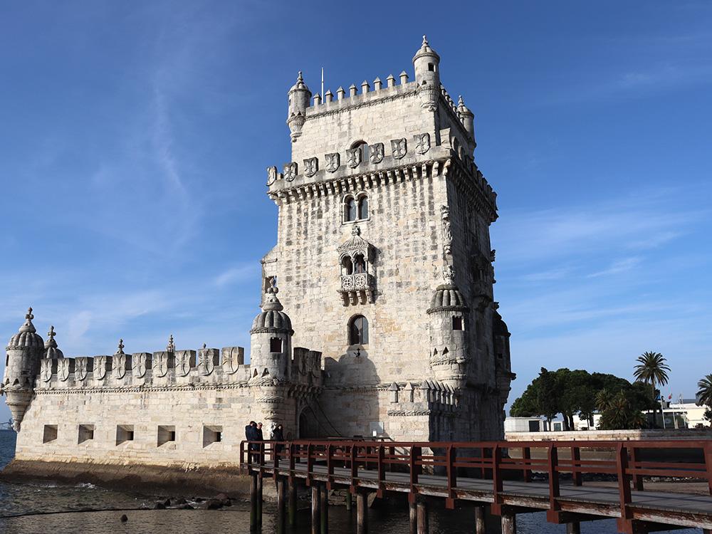 RWB Essen - Studienfahrt nach Lissabon 2020 - Torre de Belem