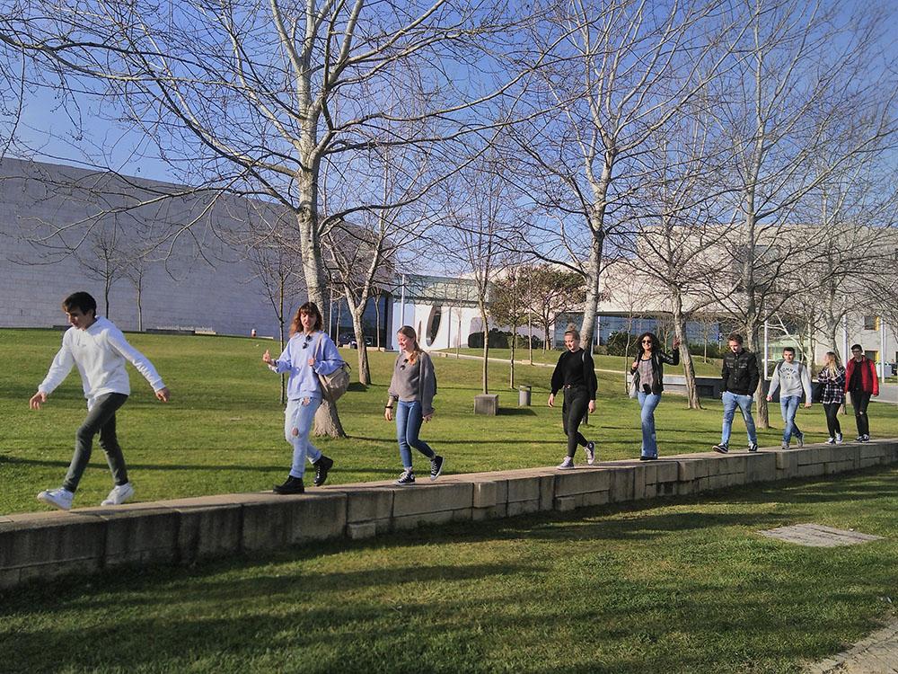 RWB Essen - Studienfahrt nach Lissabon 2020 - Gemeinsamer Stadtspaziergang