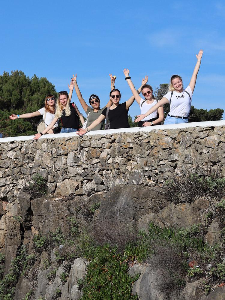 RWB Essen - Studienfahrt nach Lissabon 2020 - Sonne satt im Februar!