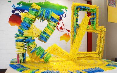 Die Wäscheklammer als Kunstobjekt