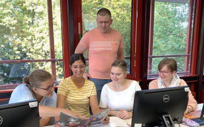 "Fachschulen in der ""Life InSight"""