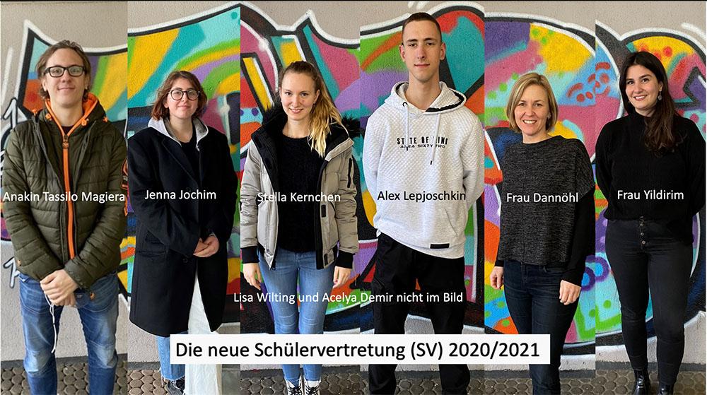 RWB Essen - Schülervertretung 2020/2021